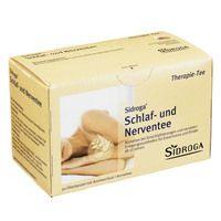 SIDROGA Schlaf- und Nerventee Filterbeutel