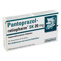 pantoprazol ratiopharm sk 20 mg magensaftres tabl. Black Bedroom Furniture Sets. Home Design Ideas
