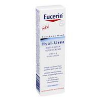 EUCERIN TH Hyal Urea Anti Falten Augencreme