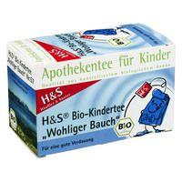 H&S Bio Kindertee Wohliger Bauch Filterbeutel