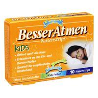 BESSER Atmen Kids Pflaster