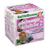 BAD HEILBRUNNER Tee Schwangerschaft 2 Bio Filterb.