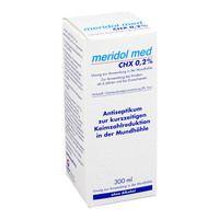 MERIDOL med CHX 0,2% Spülung