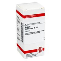 ACIDUM FORMICICUM D 10 Tabletten