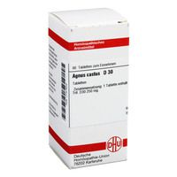 AGNUS CASTUS D 30 Tabletten