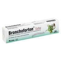 BRONCHOFORTON Salbe