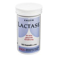 LACTASE 3300 FCC 200 mg Kapseln