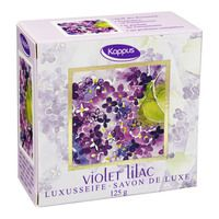 KAPPUS violet lilac Luxusseife