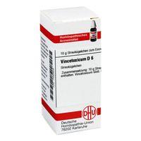 VINCETOXICUM D 6 Globuli