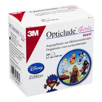 OPTICLUDE 3M Disney Pfl.Girls 2539MDPG-100