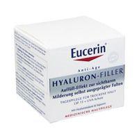 EUCERIN Anti Age Hyaluron Filler Tag trockene Haut