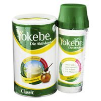 YOKEBE Classic Pulver Starterpaket