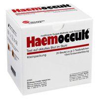 HAEMOCCULT Test Kleinpackung