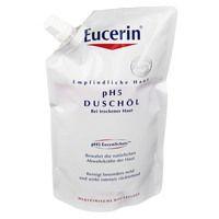 EUCERIN pH5 Creme Duschöl Nachfüllbeutel