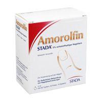 AMOROLFIN STADA 5% wirkstoffhaltiger Nagellack