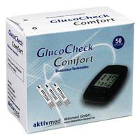 GLUCO CHECK Comfort Teststreifen