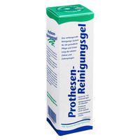 K+K Prothesenreinigungsgel+Reinigungsbürste