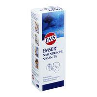 EMSER Nasendusche Nasanita m.4 Btl.Nasenspülsalz