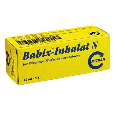 BABIX Inhalat N 10ml
