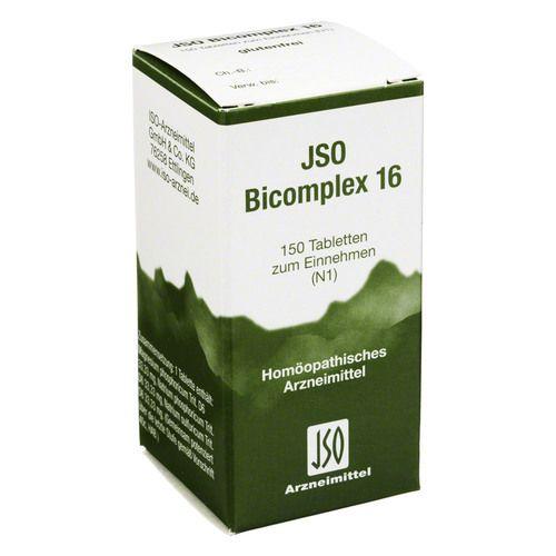 JSO BICOMPLEX Heilmittel Nr. 16
