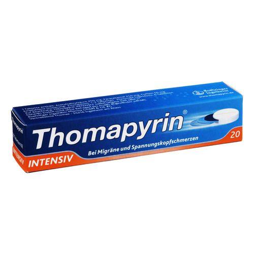 THOMAPYRIN INTENSIV Tabletten
