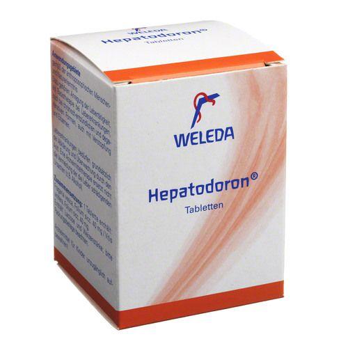 HEPATODORON Tabletten