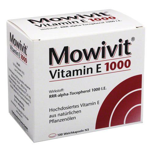 mowivit vitamin e 1000 kapseln g nstig kaufen bio apo. Black Bedroom Furniture Sets. Home Design Ideas