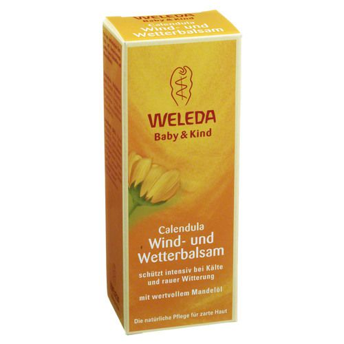 weleda calendula wind und wetterbalsam 30ml bodfeld apotheke. Black Bedroom Furniture Sets. Home Design Ideas