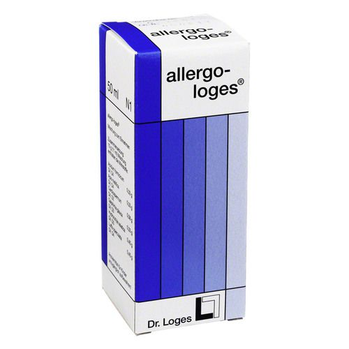 ALLERGO LOGES Tropfen