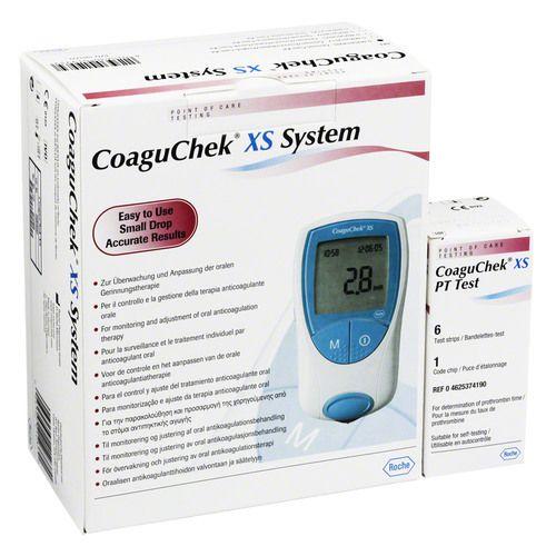 Roche Diagnostics Deutschland GmbH COAGUCHEK XS Systemtasche 1 St