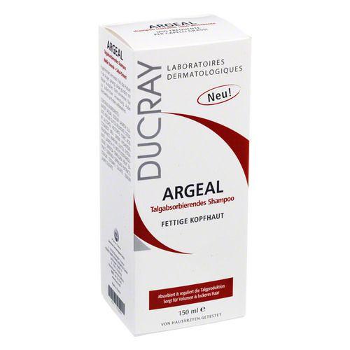 ducray argeal shampoo gegen fettiges haar g nstig kaufen bio apo versandapotheke. Black Bedroom Furniture Sets. Home Design Ideas