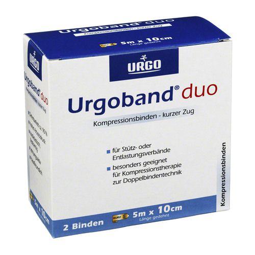 URGOBAND Duo Kurzzugbinde 10 cmx5 m