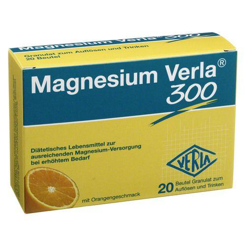 magnesium verla 300 orange granulat 20st abc arznei. Black Bedroom Furniture Sets. Home Design Ideas
