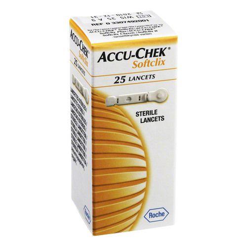 ACCU CHEK Softclix Lancet