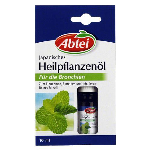 Omega Pharma Deutschland GmbH ABTEI Japanisches Heilpflanzenöl 10 ml 47620