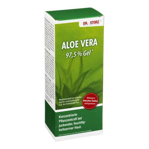 aloe vera gel 97 5 dr storz tube 100ml bodfeld apotheke. Black Bedroom Furniture Sets. Home Design Ideas