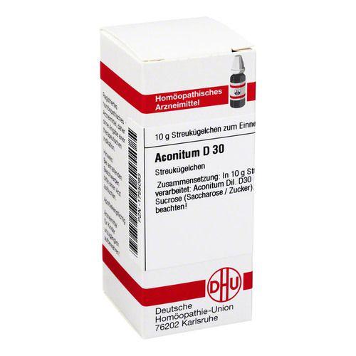 ACONITUM D 30 Globuli