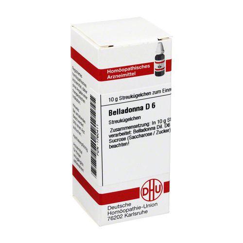 BELLADONNA D 6 Globuli