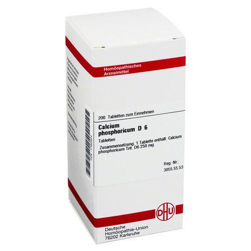 calcium phosphoricum d 6 tabletten 200st bodfeld apotheke. Black Bedroom Furniture Sets. Home Design Ideas