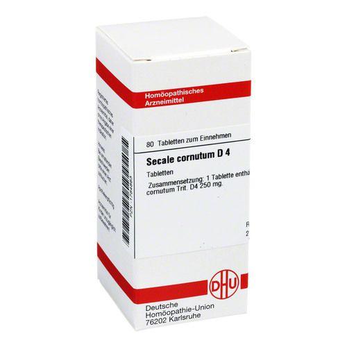 SECALE CORNUTUM D 4 Tabletten