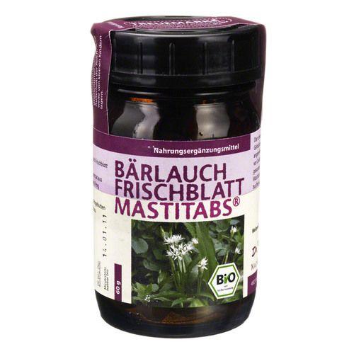 BÄRLAUCH FRISCHBLATT Mastitabs Dr.Pandalis Tabl.