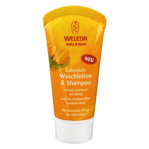 WELEDA Calendula Waschlotion & Shampoo