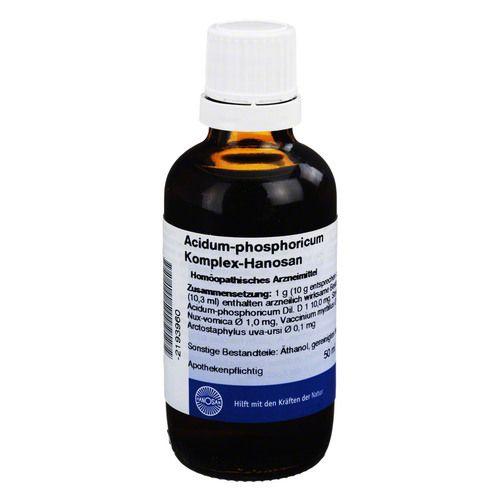 ACIDUM PHOSPHORICUM KOMPLEX flüssig