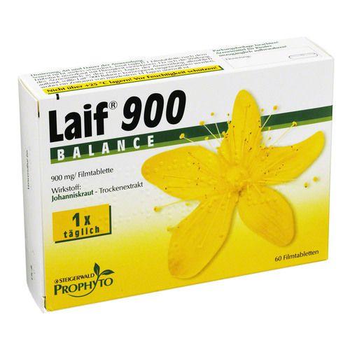 LAIF 900 Balance Filmtabletten 60 St - Beruhigung & Schlaf