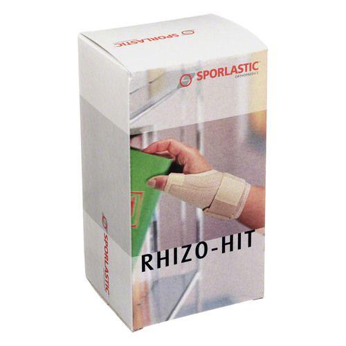 Sporlastic RHIZO-HIT CLASSIC Daumenorthese Gr.S schwarz 07605 1 St