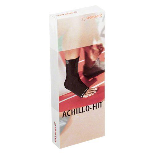ACHILLO-HIT Bandage links Gr.4 schwarz 07804