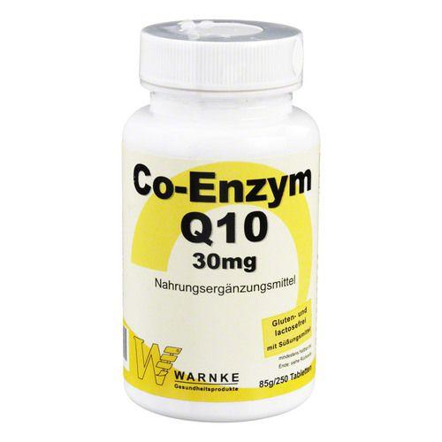 Q10 30 mg Tabletten 250 St