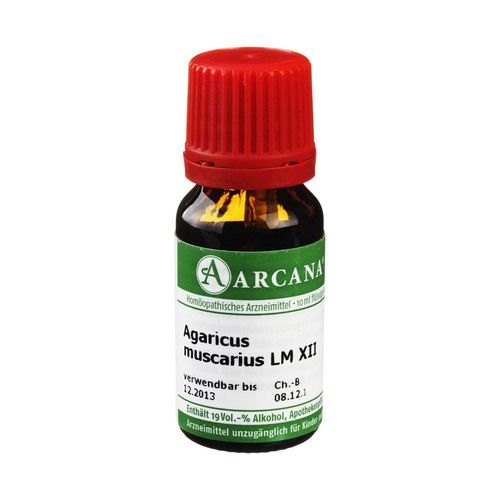 AGARICUS MUSCARIUS LM 12 Dilution
