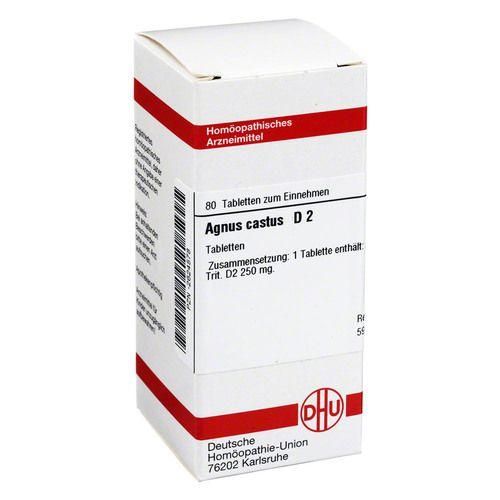 AGNUS CASTUS D 2 Tabletten