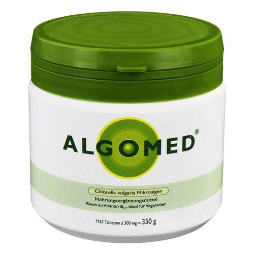 ALGOMED Chlorella vulg.Mikroalgen 300 mg Tabletten